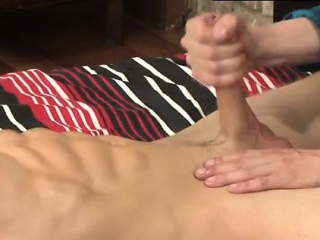 Gay twink cum ass movie xxx A Ball Aching Hand Job!